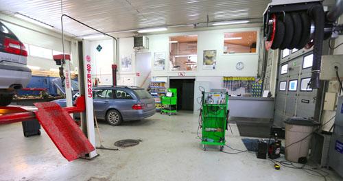 Autokorjaamopalvelut